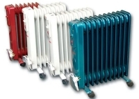 Масляные радиаторы и конвекторы
