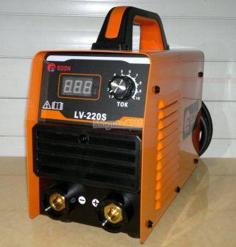 Купить Инверторный сварочный аппарат EDON LV 220 S цена 3650 руб