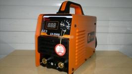 Купить Инверторный сварочный аппарат EDON LV 250 S цена 4550 руб
