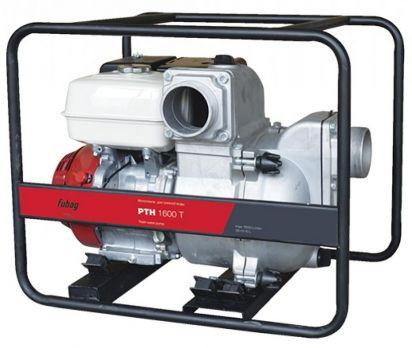 Купить Мотопомпа бензиновая Fubag PTH 1600 T цена 73000 руб