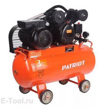 Купить Компрессор воздушный Patriot PTR 50 450 A цена 14500 руб Москва
