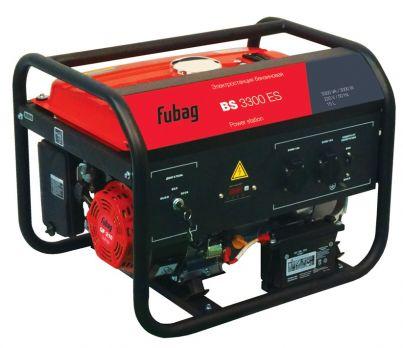 Купить Бензиновый генератор FUBAG BS 3300 ES цена 17000 руб Москва