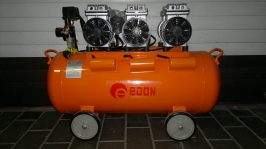Компрессор воздушный Edon ED 550 100 L