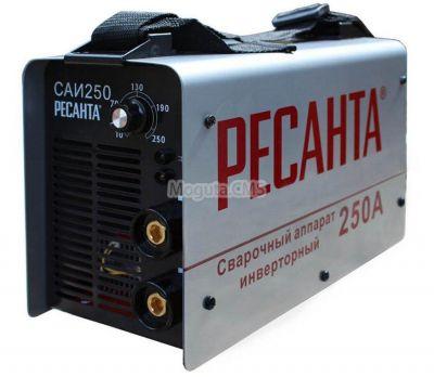 Сварочный аппарат РЕСАНТА САИ 250 цена 8980 руб Москва