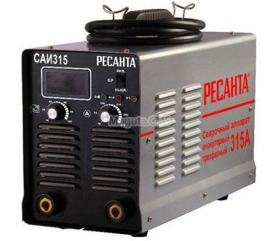 Сварочный аппарат РЕСАНТА САИ 315 цена 35980 руб Москва