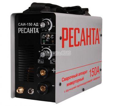 Купить Аргонно Дуговой аппарат Ресанта САИ 150 АД цена 10500 руб Москва