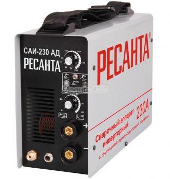 Аргонно Дуговой аппарат Ресанта САИ 230 АД цена 20890 руб Москва