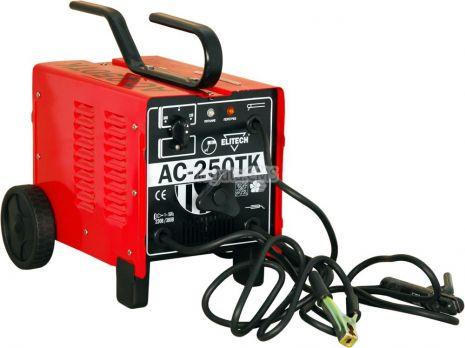 Сварочный трансформатор ELITECH АС 250  цена 6690 руб