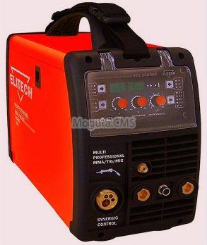Купить Сварочный полуавтомат ELITECH АИС 200 ПНС цена 40800 руб