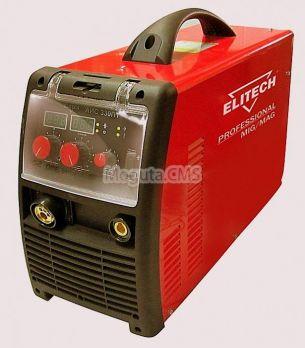 Купить Сварочный полуавтомат Elitech АИС 330 ПТ цена 38790 руб