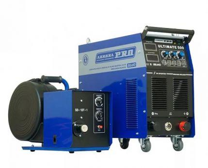 Купить Инверторный сварочный полуавтомат Aurora PRO ULTIMATE 500 Цена 118500 руб