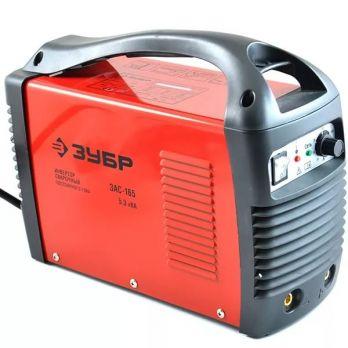 Купить Сварочный аппарат Зубр ЗАС 165 цена 4850 руб