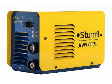 Купить Сварочный инвертор Sturm AW 97I17 L цена 5250 руб