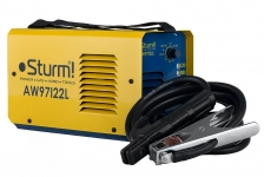 Купить Сварочный инвертор Sturm AW 97I22 L цена 7950 руб