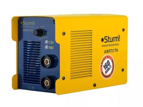 Купить Сварочный инвертор Sturm AW 97I17 N цена 11200 руб