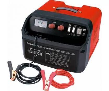 Купить Пуско-зарядное устройство ELITECH УПЗ 30/120 цена 5700 руб