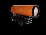 Купить Дизельная тепловая пушка Профтепло ДН-65П оранжевая Цена 19500 руб