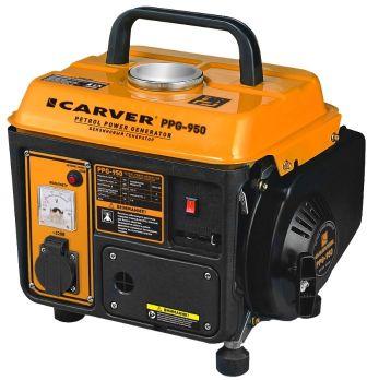 Бензиновый генератор Carver PPG 950