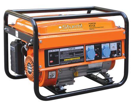Бензиновый генератор STURM PG 8728