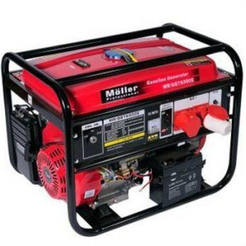Бензиновый генератор Moller MR/GGT 6500 E