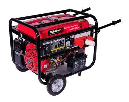 Бензиновый генератор Moller MR/GGT 8000 E