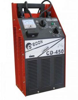 Пуско Зарядное Устройство  Edon CD 450 цена 6350 руб Москва