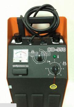 Пуско-Зарядное Устройство Redbo CD 550 цена 9700 руб