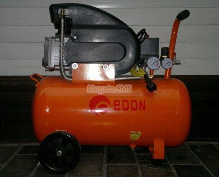 Компрессор поршневой Edon ED 260 50 цена 5500 руб
