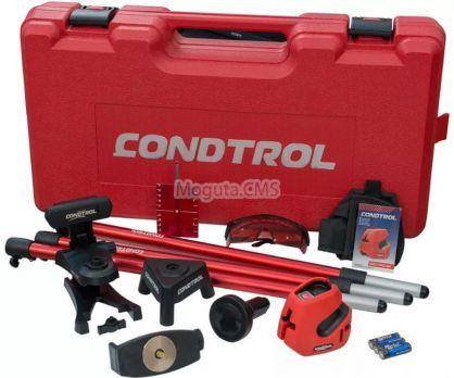 Лазерный уровень Condtrol MX2 Profi Set 1 2 092 цена 5500 руб
