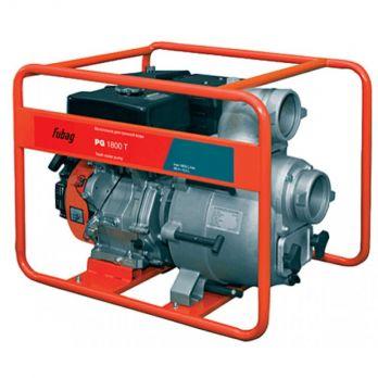 Купить Мотопомпа бензиновая Fubag PG 1800 T цена 37000 руб