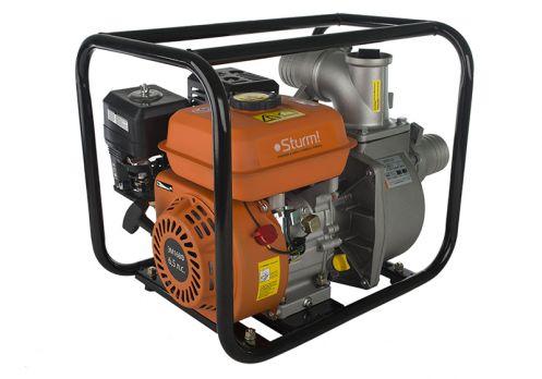Купить Мотопомпа бензиновая Sturm BP 87101 цена 8300 руб