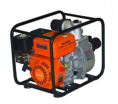 Купить Мотопомпа бензиновая Кратон GWP 80 02 H цена 10800 руб