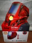 Купить Маска сварщика Fubag ULTIMA 5 13 Panoramic Red цена 4000 руб Москва