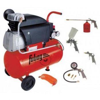 Купить Компрессор Fubag AIR Master Kit FC 2 24 + 8 предметов цена 7600 руб
