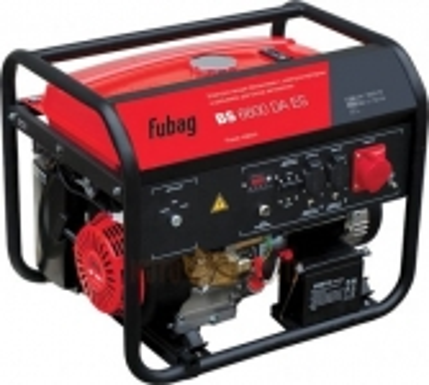 Купить Бензиновый генератор FUBAG BS 6600 DA ES цена 27100 руб Москва