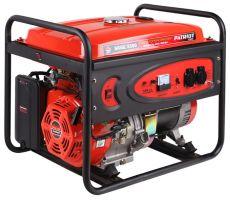 Купить Бензиновый генератор PATRIOT SRGE 5500 цена 29700 руб Москва