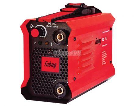 Купить Сварочный аппарат FUBAG IQ 160 Цена 3800 руб