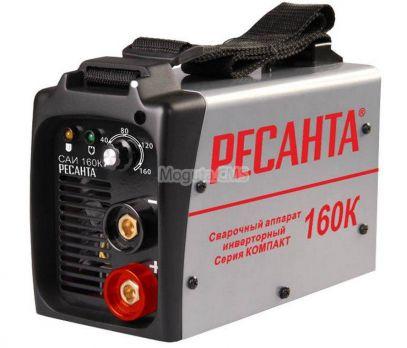 Купить Сварочный инвертор Ресанта САИ 160 К цена 4070 руб.