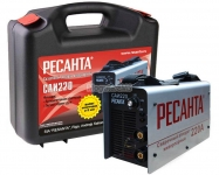 Купить Сварочный аппарат РЕСАНТА САИ 220 (кейс) цена 7300 руб