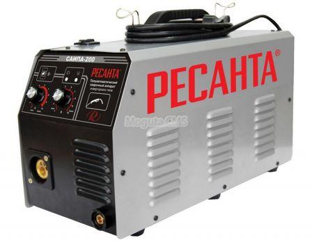 Купить Сварочный Полуавтомат Ресанта САИПА 200 цена 15300 руб