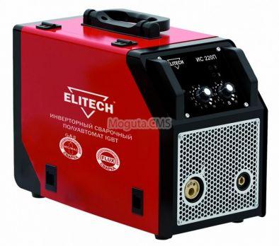 Купить Сварочный полуавтомат ELITECH ИС 220 П цена 18500 руб