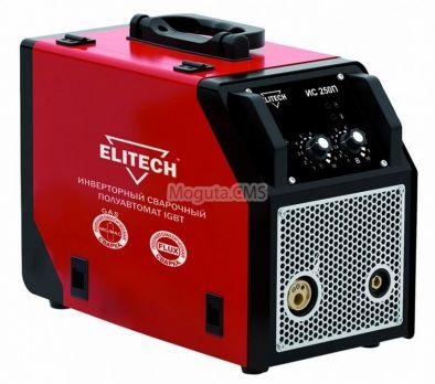 Купить Сварочный полуавтомат ELITECH ИС 250 П цена 26300 руб