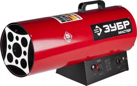 Газовая тепловая пушка ЗУБР ТПГ-33000 М 2