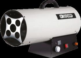 Газовая тепловая пушка Энергопром ТПГ-15 ЭТ цена 4000 руб Москва