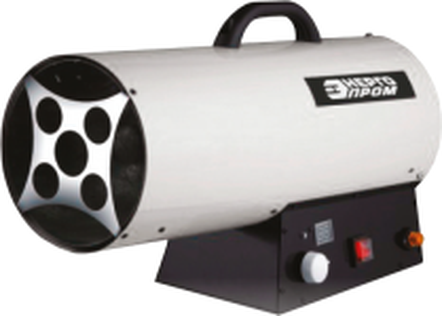 Газовая тепловая пушка Энергопром ТПГ-50 ЭТ цена 7500 руб Москва