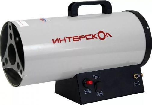 Газовая тепловая пушка Интерскол ТПГ-15 цена 4650 руб Москва