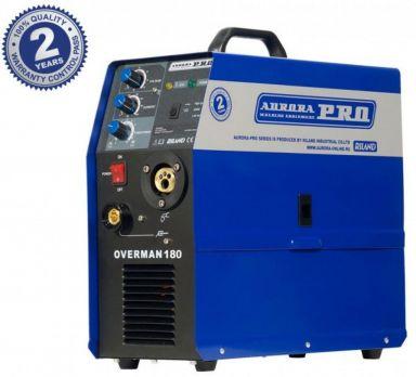 Купить Инверторный сварочный полуавтомат Aurora PRO OVERMAN 180 Mosfet Цена 16800 руб