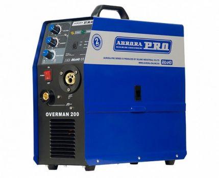 Купить Инверторный сварочный полуавтомат Aurora PRO OVERMAN 200 Mosfet Цена 17800 руб