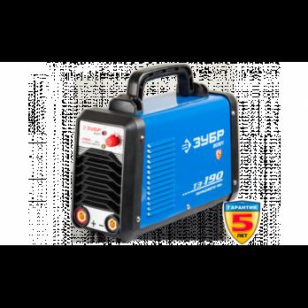 Купить Сварочный аппарат Зубр Эксперт ЗАС Т3 190 Цена 9200 руб