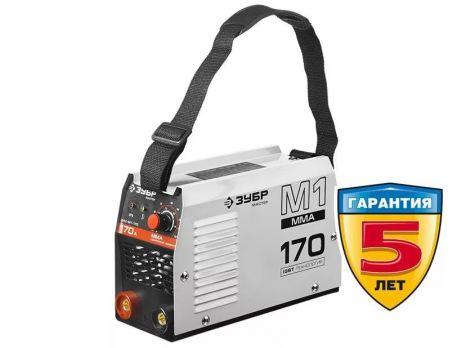 Купить Сварочный аппарат Зубр МАСТЕР ЗАС М1 170 Цена 3900 руб